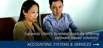 Accounting Systems and Services