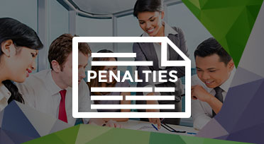 Penalties due to poor payroll management