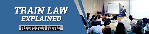 Train Law Explained register here