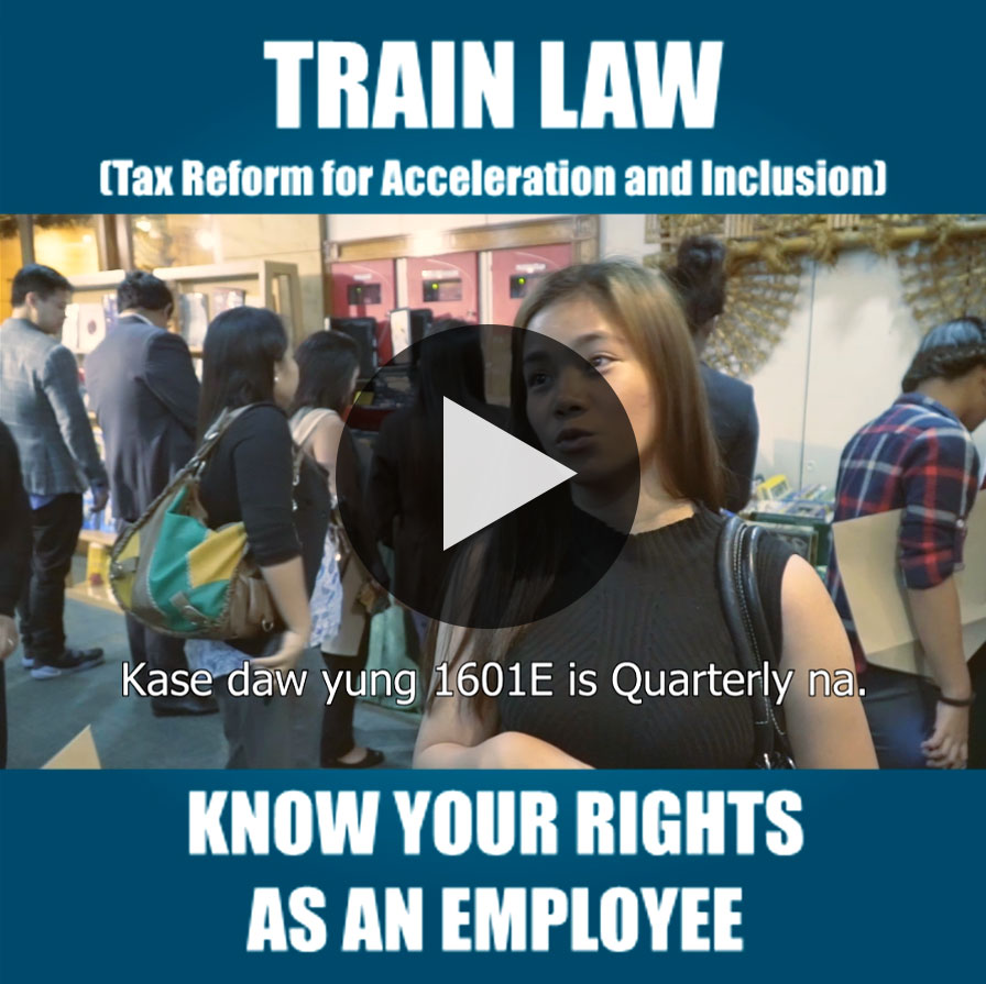 Know your rights as an employee
